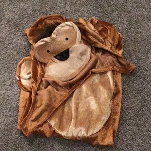 Other - 0-6month Monkey Halloween Costume